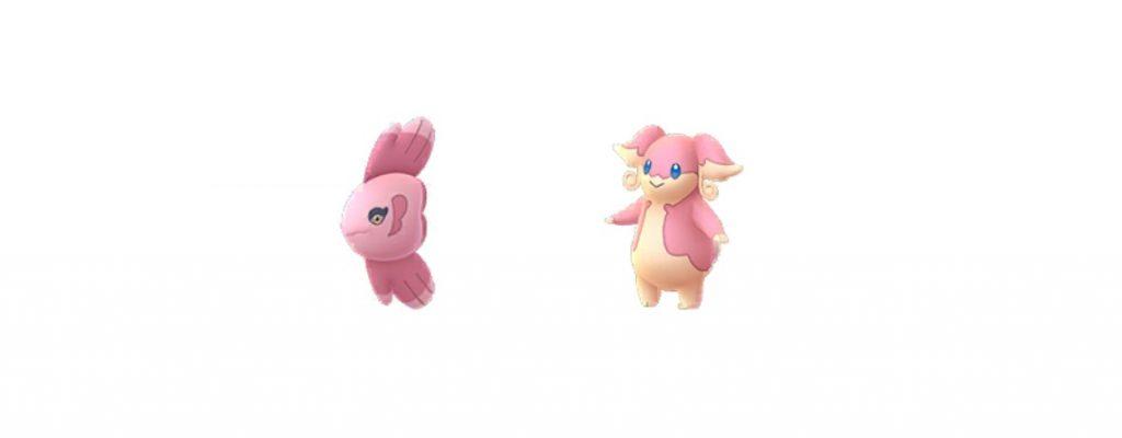 Neue Pokemon