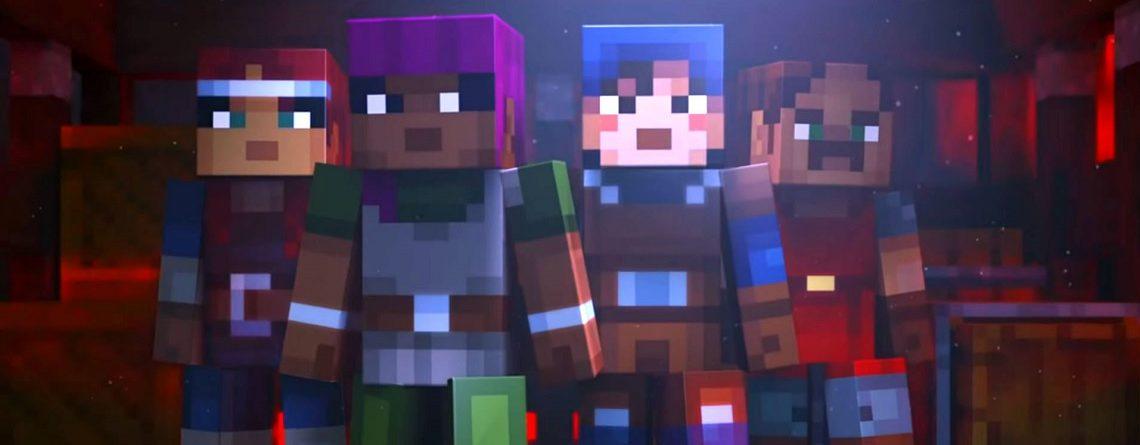 Weil die Schulen geschlossen bleiben, feiern Japaner ihren Abschluss in Minecraft