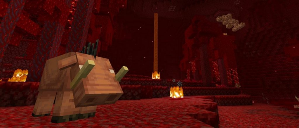 Minecraft Hoglin