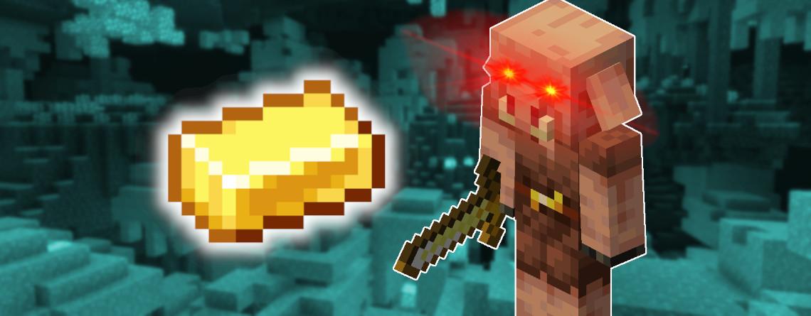 Minecraft bringt 2 neue Spezies, eine davon will euer Gold