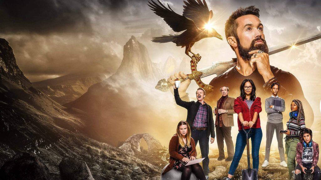 Mythic Quest Ravens Banquet Promo