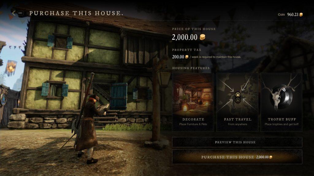 New World Haus kaufen