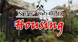 New World führt PvP-Housing ein – Nur wer geil baut, bekommt den Ruhm