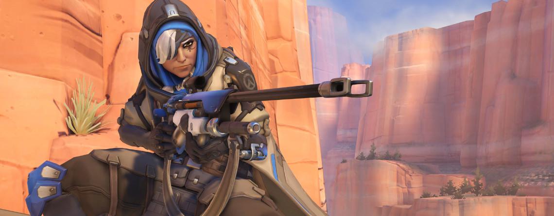Overwatch: Neuer Patch bufft Ana auf PS4, Xbox One – auf PC nicht