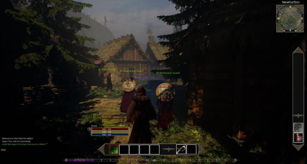 Past Fate Screenshot