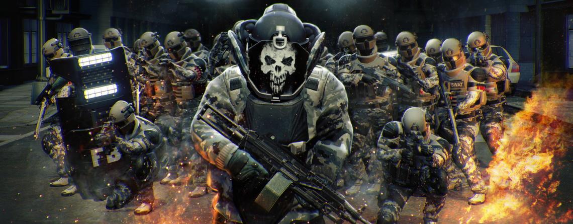 Payday 3: Fortsetzung des Steam-Hits soll Entwickler vorm Bankrott retten