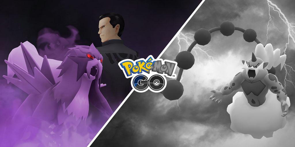 Pokémon GO Crypto Entei Giovanni