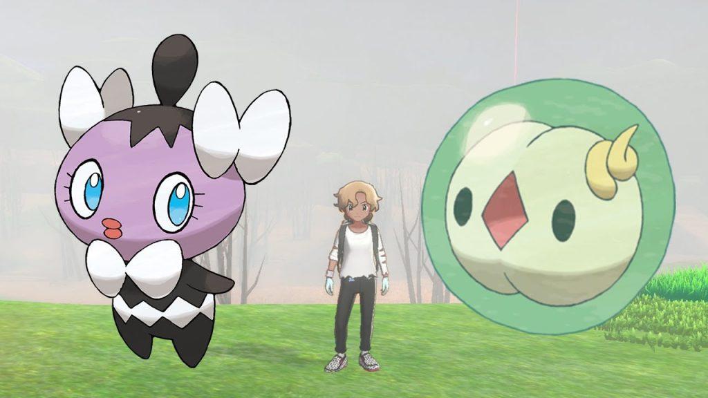 Pokémon GO Mollimorba und Monozyto