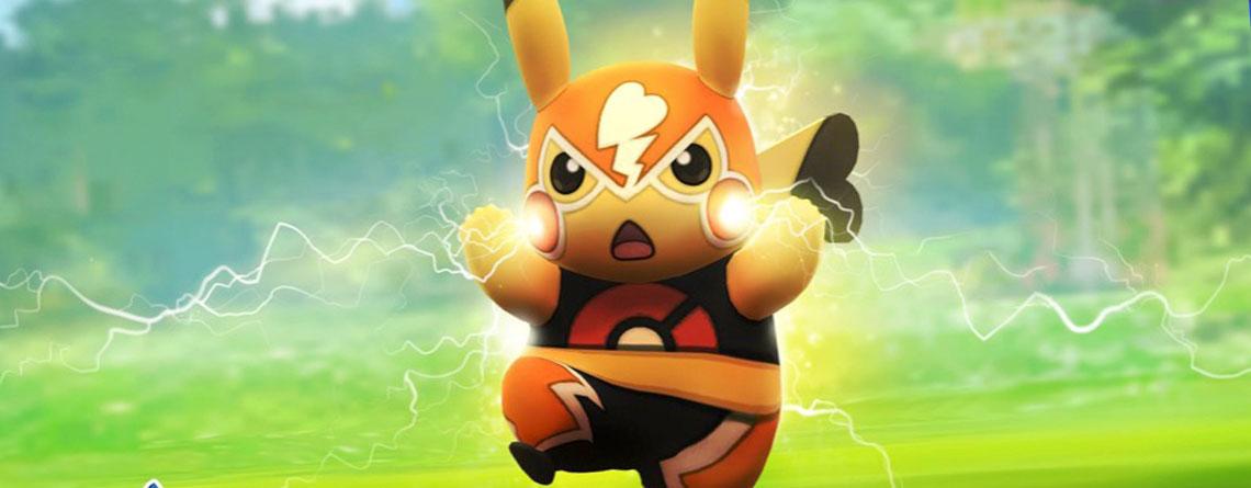Pokémon GO: Wir wissen jetzt, wie ihr Wrestler-Pikachu bekommt