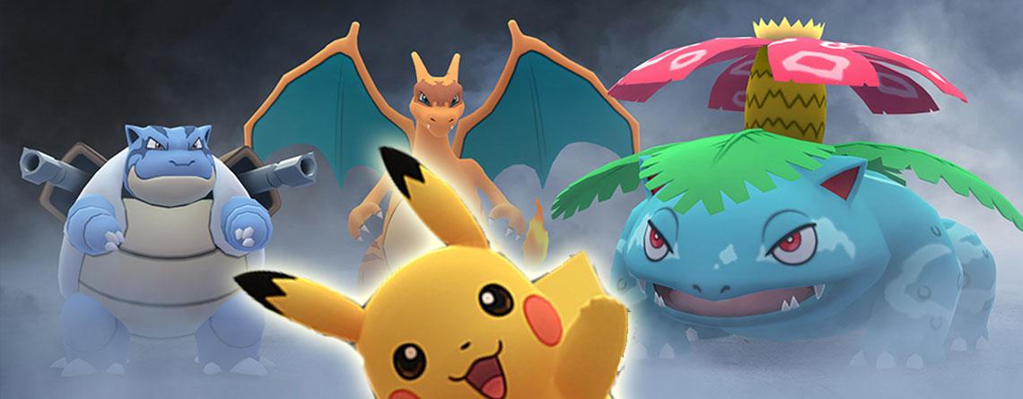 Pokémon GO ist dank Event voller alter Monster – und das ist großartig