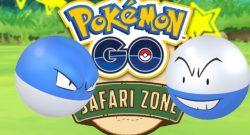 Pokémon GO mit Safari-Zone in den USA – Kommt Shiny Voltobal weltweit?