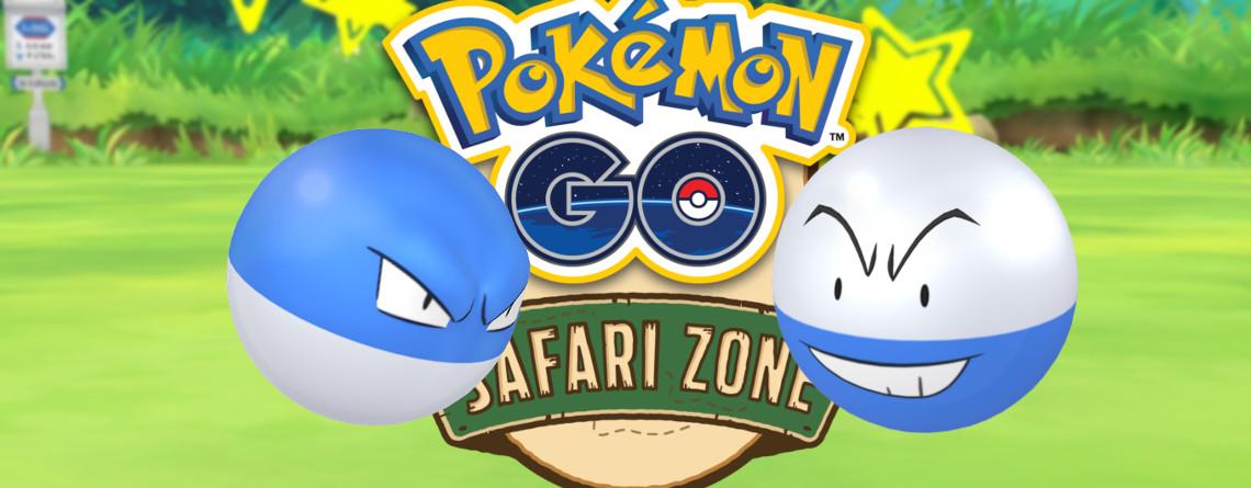 In Pokémon GO gibt es jetzt Shiny Voltobal – So bekommt ihr es
