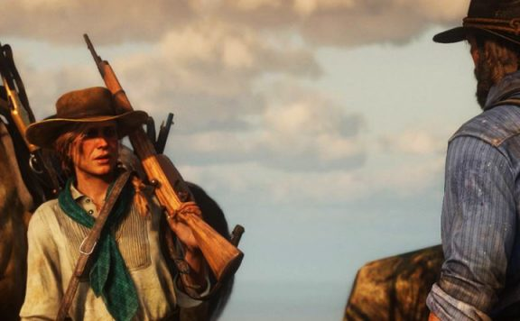 Red Dead Redemption 2 Arthur Abigail Titel