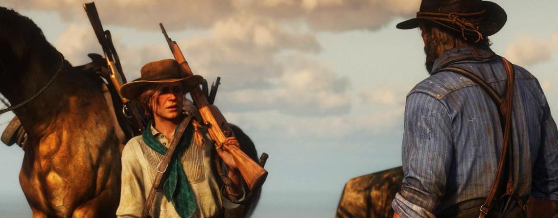 15 Jahre nach GTA hat Red Dead Redemption 2 eine Sex-Mod – Take-2 verbietet sie