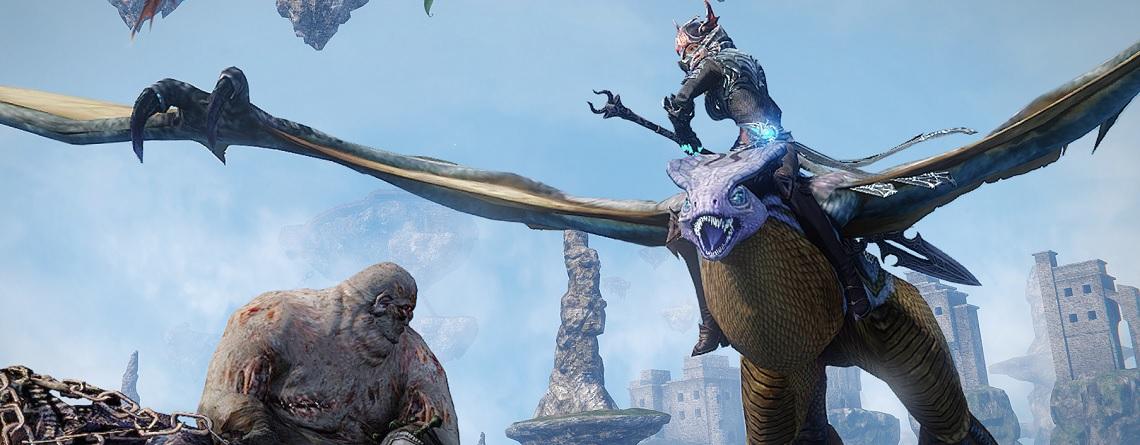 Was wurde eigentlich aus dem MMORPG mit den vielen verrückten Reittieren?