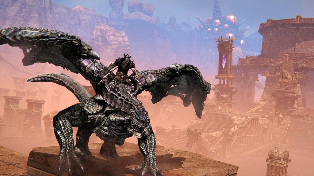 Riders of Icarus Mount Drache