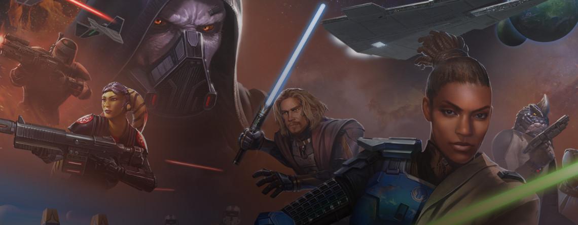 SWTOR: Holt euch jetzt eine Villa auf Alderaan, solange es den Planeten noch gibt