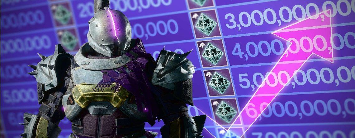Spieler übertreibt es bei Destiny 2 total – Ist dem Fraktalin verfallen