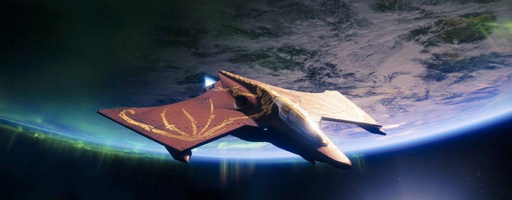 Schiff Orbit Ladezeit Destiny