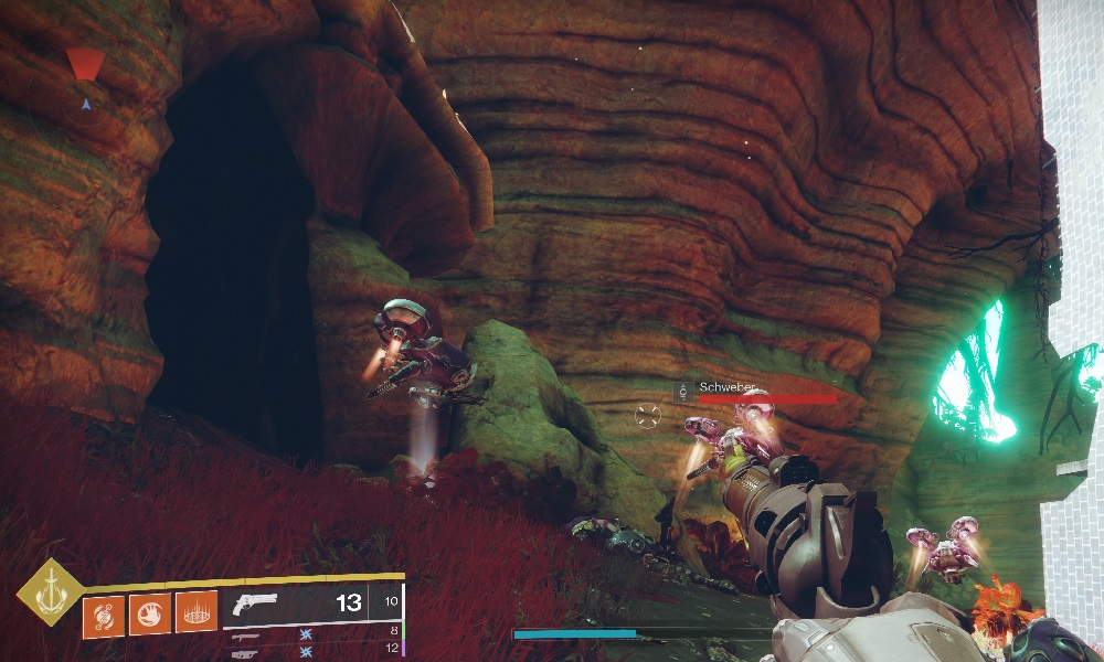 Schweber Nessus Destiny 2