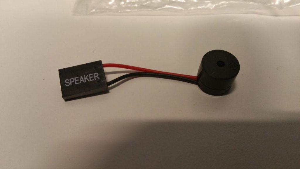 So sieht ein Speaker aus