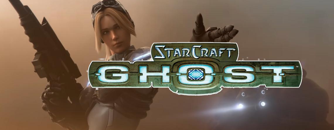 Nach 14 Jahren taucht StarCraft: Ghost von Blizzard plötzlich auf