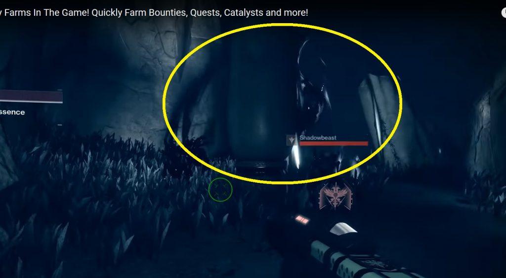 Taken bligts Destiny 2
