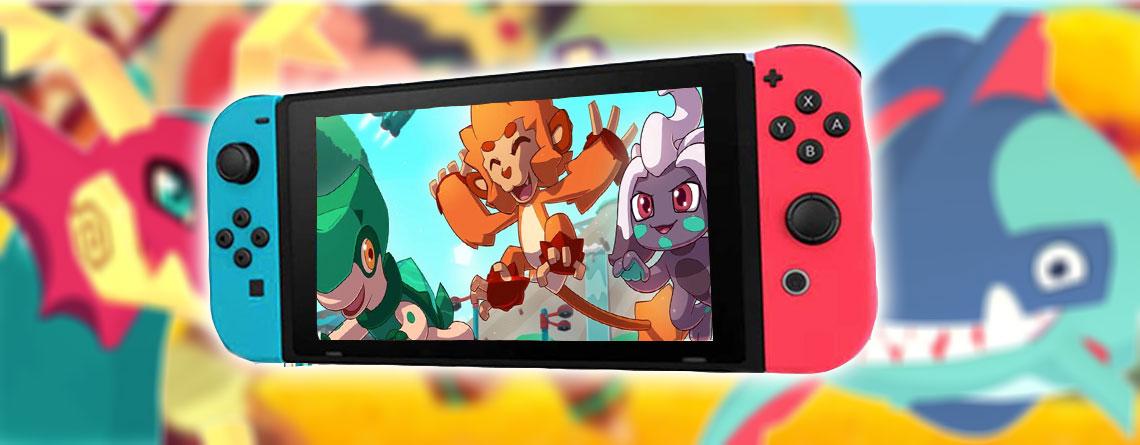 Pokémon-MMO Temtem plant 2021 Release für PS4, Xbox One & Switch