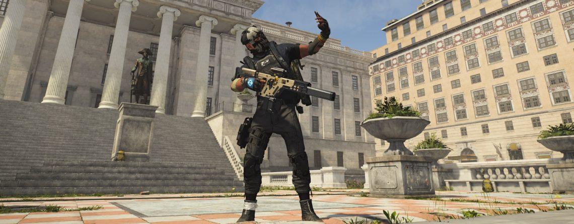 The Division 2: So bekommt ihr die neue exotische Waffe Chamäleon