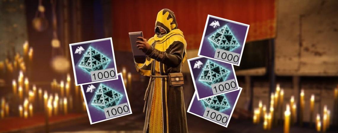 Destiny 2: Hüter spenden wie irre für die Trials – enthüllen geheime PvP-Aktivität