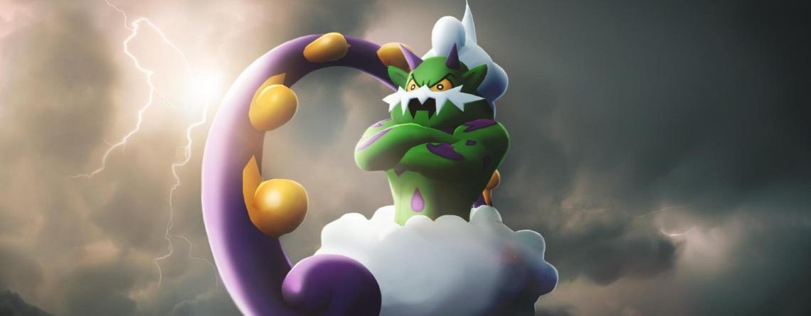 Pokémon GO: So besiegt ihr Boreos zu zweit – Schon auf Level 30