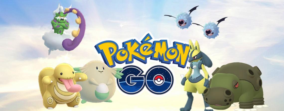 Pokémon GO zeigt Events für Februar – Bringt Boreos, Fleknoil und 4 Shinys