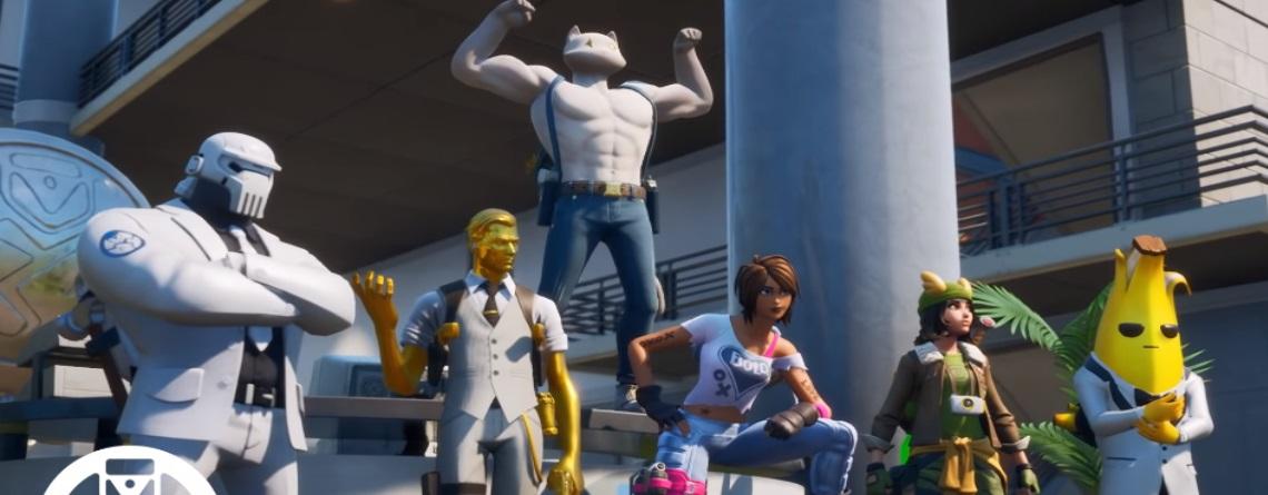 Fortnite Season 2: Trailer zum Battle Pass zeigt neue Skins, alles Agenten