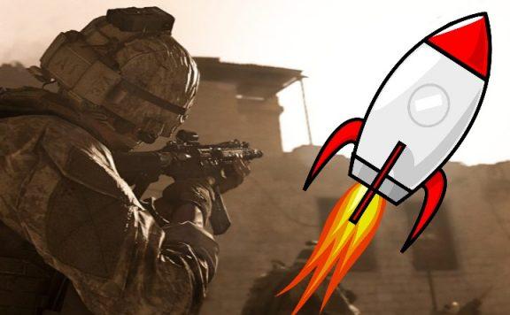 Titelbild MW Rakete
