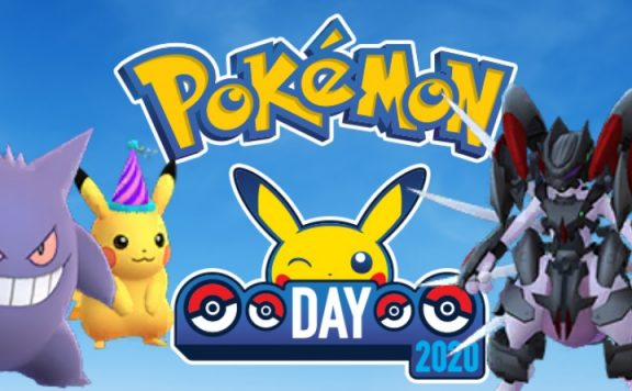 Titelbild Pokemon Day 2020