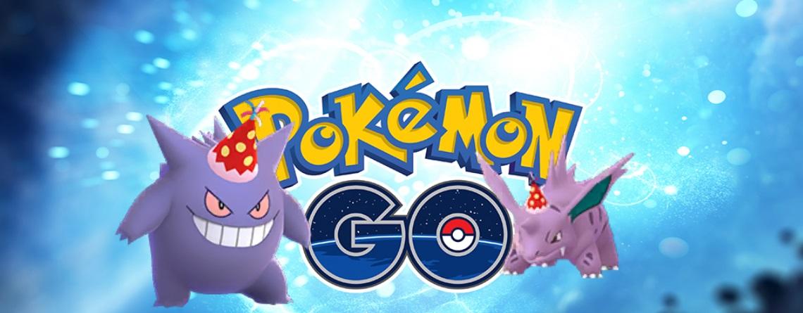 Pokémon GO: Raid-Tag mit Gengar und Nidorino heute – Alle Infos