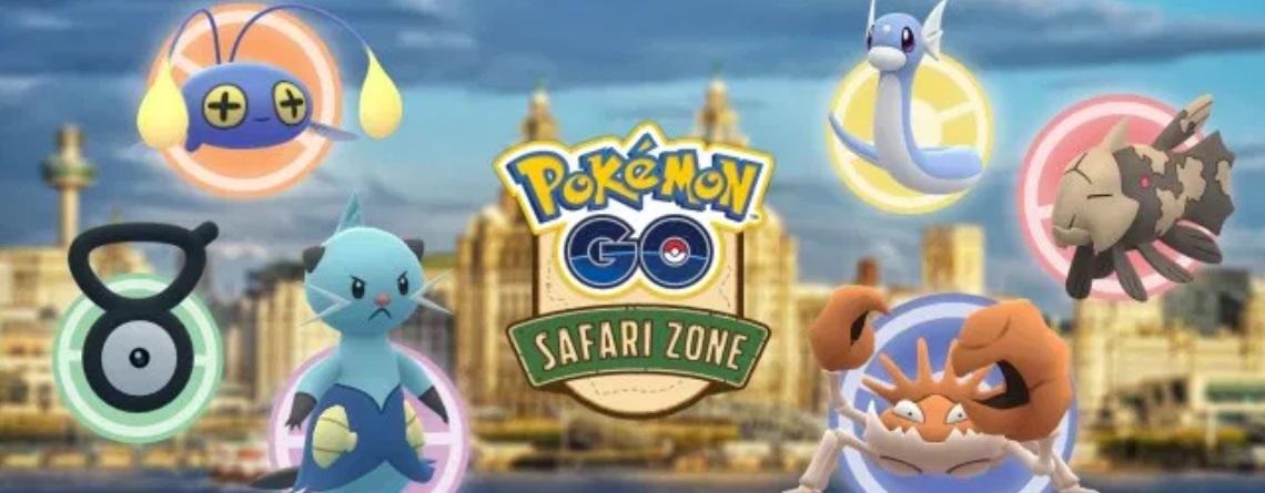 Pokémon GO erntet Kritik zur Safari Zone – Bricht Werbe-Regeln in UK