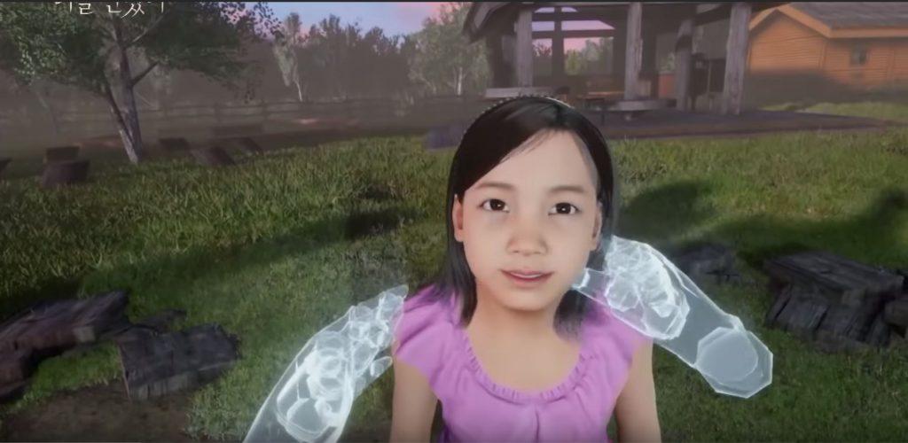 Virtual-Reality-Streicheln