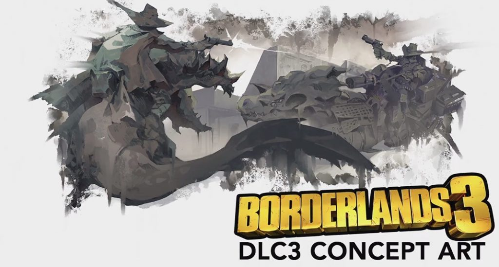 Borderlands 3 DLC Concept Art
