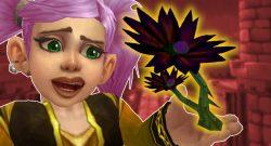 WoW Classic Gnome Black Lotus title 1140x445
