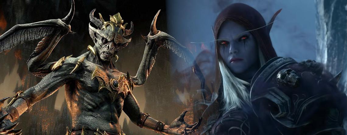 Die 2 größten MMORPG-Erweiterungen 2020 – Was bieten WoW und ESO?