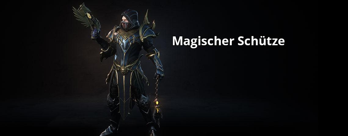 Wolcen: Magier-Build mit Pistole ist stark und tanky im Endgame