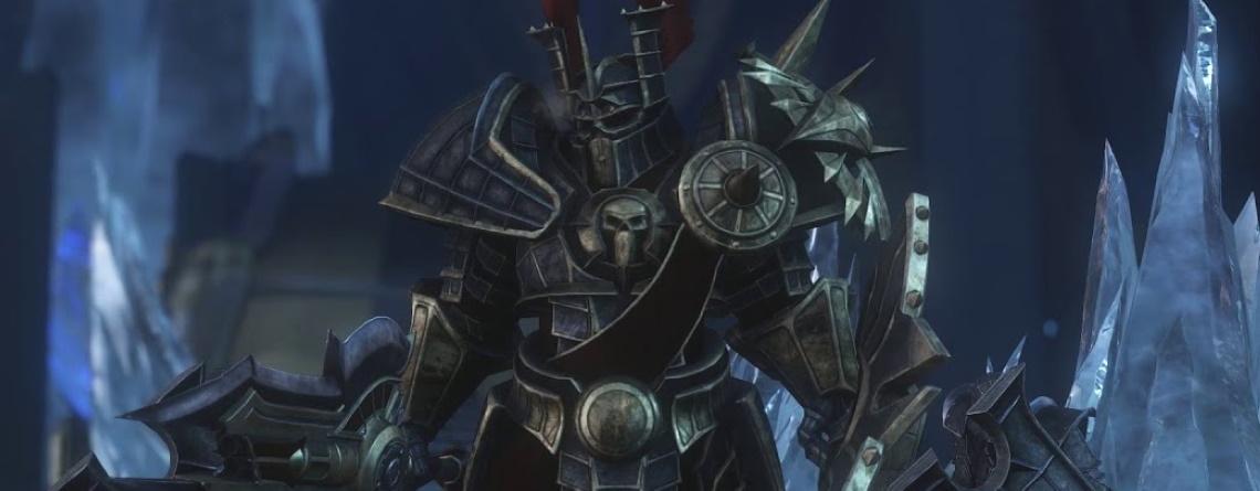 Wolcen: Der 1. Boss Edric reißt Spieler jäh aus ihren Macht-Phantasien
