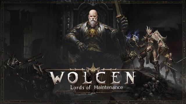 Wolcen-Maintenance