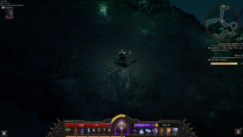 Wolcen-Monster-gesucht