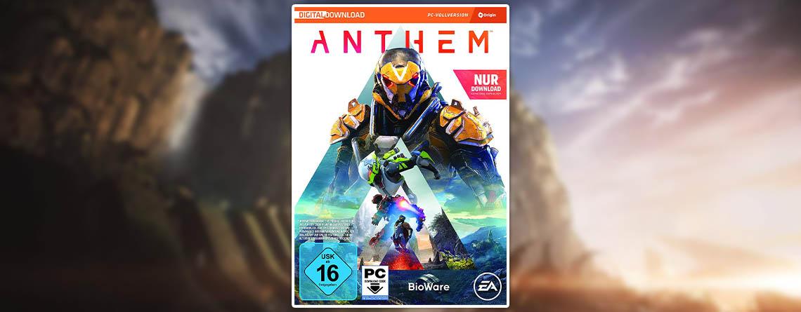 Anthem-Key vor dem großen Update bei Amazon für 8,99€ kaufen