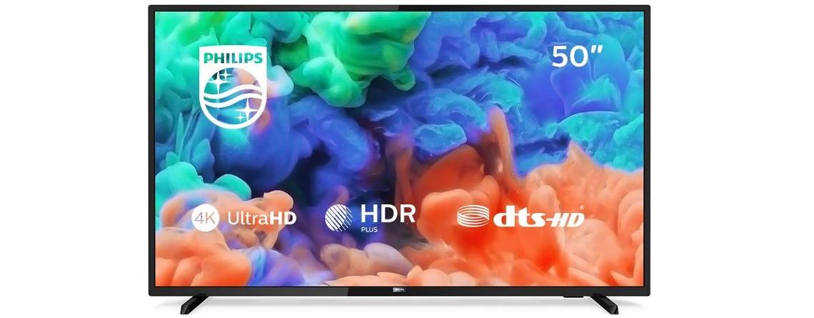 4K-Fernseher von Philips vergünstigt im Angebot bei Amazon