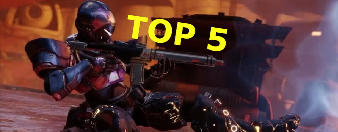 Destiny 2: Auf diese 5 Automatikgewehre solltet ihr in Season 10 setzen