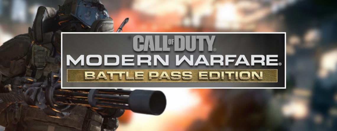 """CoD MW bietet """"Battle-Pass""""-Edition für 100$ an – Was gibt's für euer Geld?"""