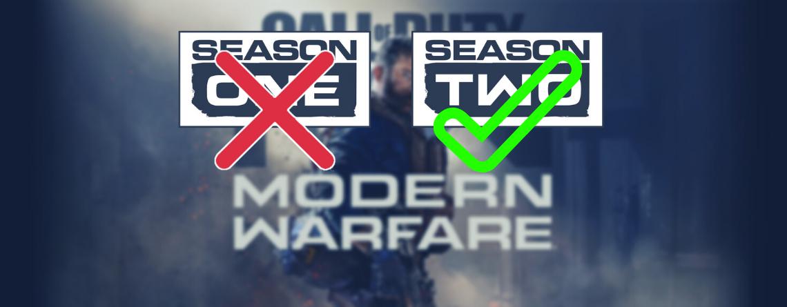 CoD MW: Letztes Update vor Season 2 lockt mit beliebtesten Modi und massig Bonus-XP
